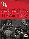 Roberto Rossellini: The War Trilogy [Edizione: Regno Unito] [Blu-ray] [Import italien]
