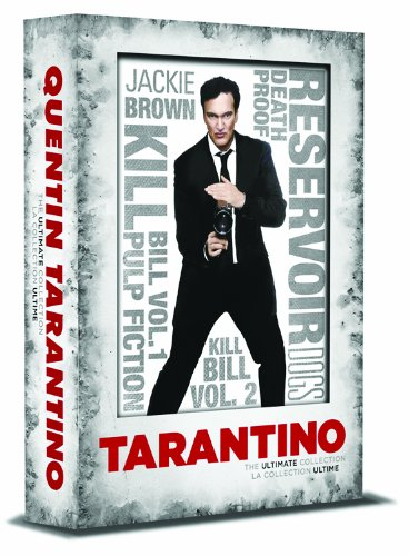 Quentin Tarantino, Ultimate Collection (Reservoir Dogs / Pulp Fiction / Jackie Brown / Kill Bill Vol. 1 / Kill Bill Vol 2. / Death Proof)