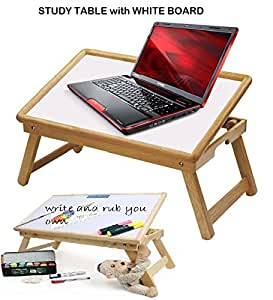 ... Trugud Laptop / Bed / Study Folding Wooden Table