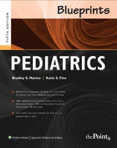 Pediatrics (Blueprints Series) (2008-12-01)