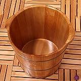 Fußbassin Von FONK Holzschaufel Fußbassin Fußwanne Wanne Fußbad Wanne Fußfass Holz,A-38cm*40c