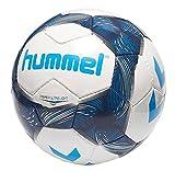 Hummel Premier Ultra Light FB Handball, Weiß/Vitange Indigo/Turquoise, 3
