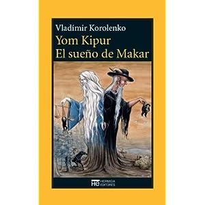 Yom Kipur y El sueño de Makar (El Jardín de Epicuro nº 3)