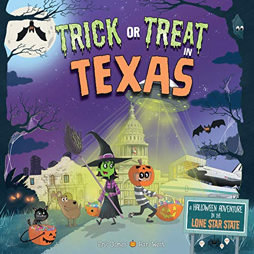 xas: A Halloween Adventure in the Lone Star State ()