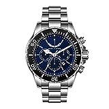 MARC & SONS Multifunktion Automatik Herrenuhr - 1000 Meter Mechanical Watch - MSD-042