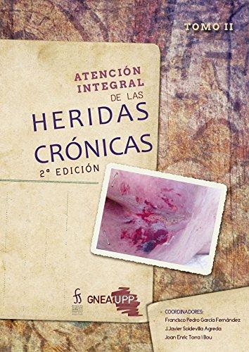 ATENCIÓN INTEGRAL DE LAS HERIDAS CRÓNICAS: Tomo II por Francisco Pedro García Fernández