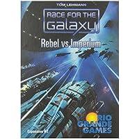 Race for the Galaxy: Rebel Vs Imperium de Lehmann, Thomas