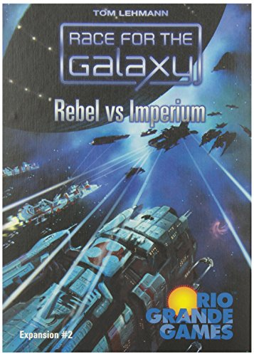 Rftg Rebel/Imp (Galaxy-brettspiel For The Race)
