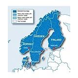 Garmin City Navigator Europe NT Pays nordiques - Cartographie routière - Cartes microSD/SD