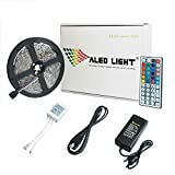 ALED LIGHT® 16.4ft 5M flexibler LED Streifen 5050 SMD 300