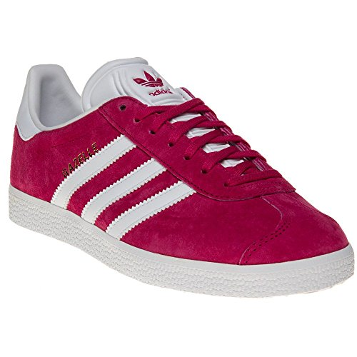 adidas Gazelle, Baskets Basses Femme pink