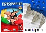 Fotopapier 180g DIN A3 50 Blatt Hochglanz Cast Coated Wasserfest TOP