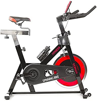 Bici spinning regulable bicicleta de spinning Fit volante inercia 24Kg