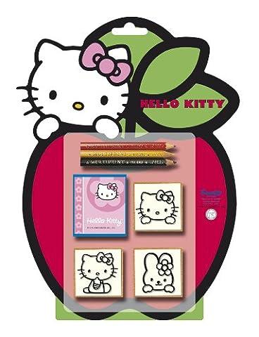 Multiprint 11803 - Hello Kitty 3-er Stempelset