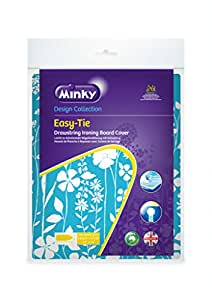 Minky Aspirations Ironing Board Cover (Assorted) P224G00