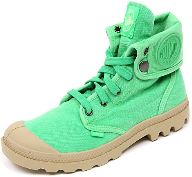 Palladium - Zapatillas para mujer Verde Verde