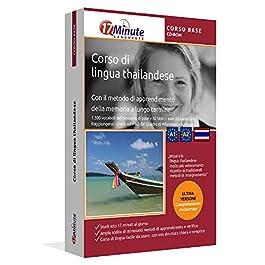 Corso di thailandese per principanti (A1/A2): Software per Windows e Linux. Imparare la lingua thailandese con il metodo…