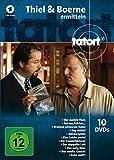 Tatort Münster - Thiel und Boerne ermitteln Fall 1-10 [10 DVDs]