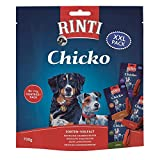 RINTI Chicko Sortenvielfalt XXL | 4x 700g Hundesnack