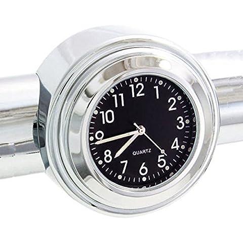 'ICT Ronix 7/8de 1motorraduhr Reloj Relojes para Halley motocicleta moto manillar Reloj universal