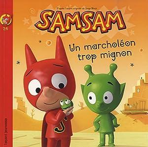 "Afficher ""SamSam n° 24 Un Marcholéon trop mignon"""