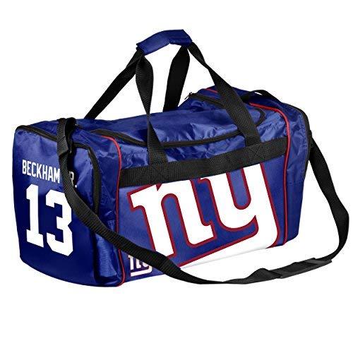 b41b5ac21c9b New York Giants Official NFL Duffle Gym Bag - Odell Beckham Jr.  13