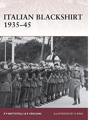 Italian Blackshirt 1935-45 (Warrior)
