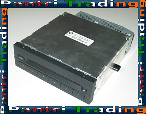 BMW MINI CD Compact Disc Multi Changer Player 9125237
