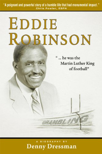Eddie Robinson: He Was the Martin Luther King of Football