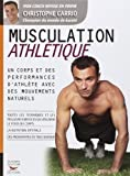 musculation athl?tique de christophe carrio 18 juin 2009 broch?