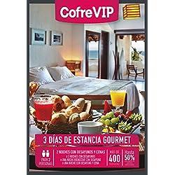 Caja Regalo 3 Días de Estancia Gourmet ''CofreVip''