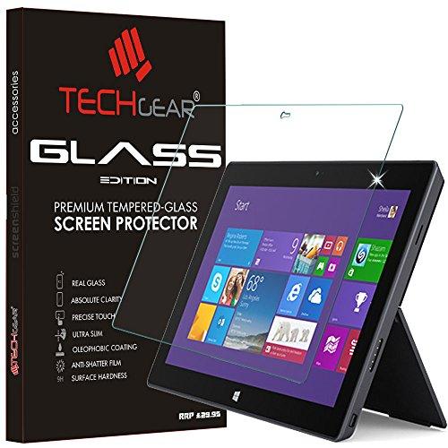 Techgear® Microsoft Surface Pro 2(schermo da 26,9cm) Glass Edition Genuine