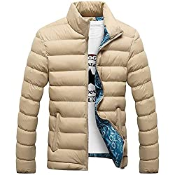 ZYHBB Winter Jackets Parka Men Autumn Winter Warm Outwear Brand Slim Mens Coats Casual Windbreaker Jackets Men