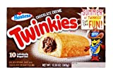 Hostess Chocolate Creme Twinkies (box of 10)