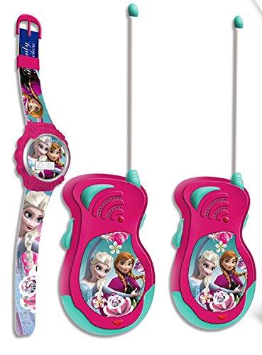 *Kids Licensing – Frozen Cadeau Talkie Walkie et Montre Digitale, WD19271 Acheter en ligne