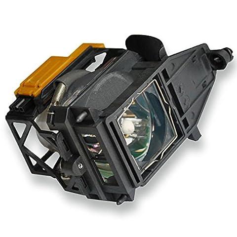 hfy Projecteur marbull TLPLP4Lampe de rechange w/boîtier pour projecteur Toshiba TDP-P4
