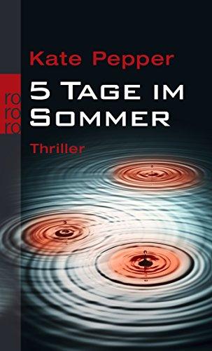 Buchseite und Rezensionen zu '5 Tage im Sommer' von Kate Pepper