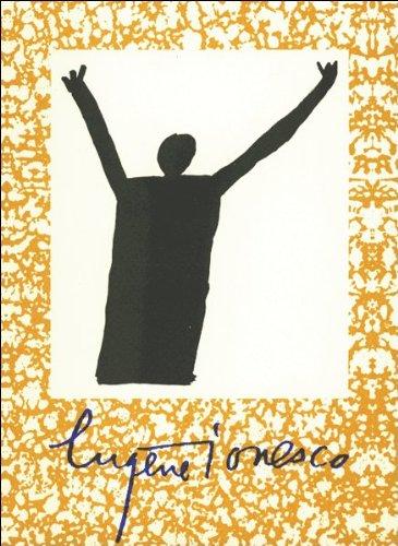 Eugène Ionesco. Les dessins de cette facon
