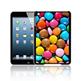 Exklusives BIZEBEE ' Chocolate BAR, Bonbons, SMARTIES, Maltesers' Bling Schutzhülle für APPLE iPad 4 Hülle, Schutzhülle, Schutz - schneller Versand To fit Apple iPad 4 Smarties