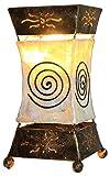Deko-Leuchte XENIA Cream