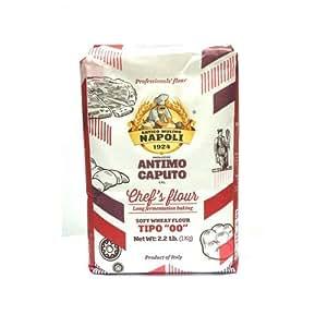 Antimo Caputo Tipo 00 'The Chef's Flour' Pizzamehl – 10x