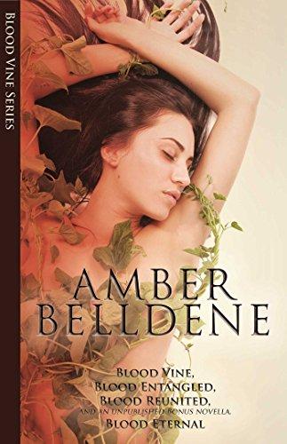 Blood Vine Series Box Set (The Blood Vine Series Book 4) (English Edition)