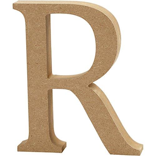 creativ-r-mdf-letter-brown-13-x-2-cm