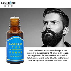 AST Works Hair Growth Essence Organic Hair Oil Treatment Natural Flavor for Men Women