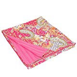 albena shop 72-114 Sunita Tagesdecke 220 x 270cm (pink)