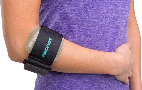 Aircast Fascia pneumatica per il braccio, nera