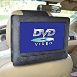 Bluelans� Car Headrest Mount Holder for Swivel Flip Style Portable DVD Player-9 Inch