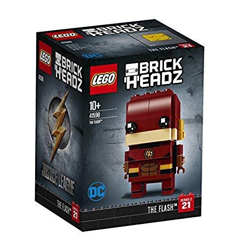 LEGO BrickHeadz - Figurina The Flash (41598)