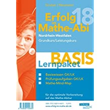 Erfolg im Mathe-Abi 2018 NRW Lernpaket 'Basis' Grund- und Leistungskurs: mit der Original Mathe-Mind-Map