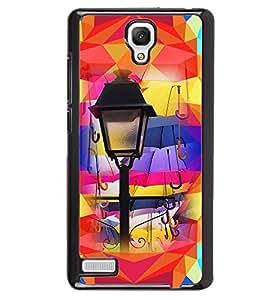 PRINTVISA Abstract Lamp Case Cover for Xiaomi Redmi Note::Xiaomi Redmi Note 4G